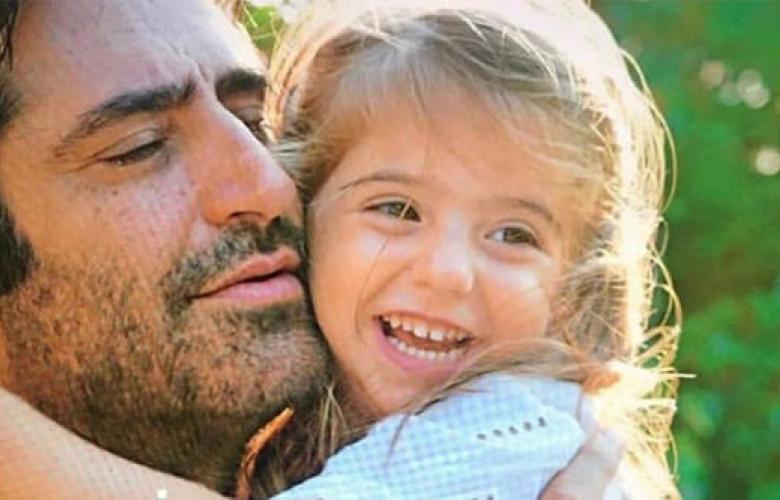 """Mahsun Kırmızıgül, kızı Lavin'nin yeni yaşını kutladı: """"Beni hayata sen bağladın"""""""