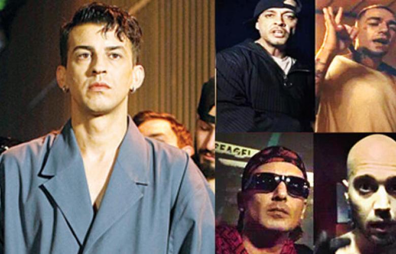 Killa Hakan, Ceza, Ezhel ve Ben Fero düet yaptı, rap karıştı!