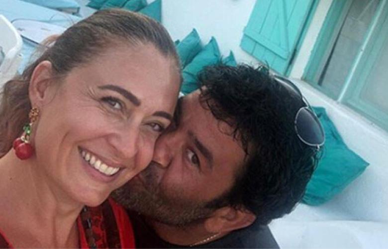 Ceyda Düvenci'den Bülent Şakrak'a aşk dolu sözler