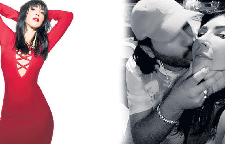 Hande Yener, Ümit Cem'i çabuk unuttu! Krema'dan aşk çıktı