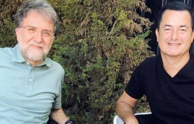 Acun Ilıcalı'nın gözünden Ahmet Hakan'la 5 maddede Çeşme