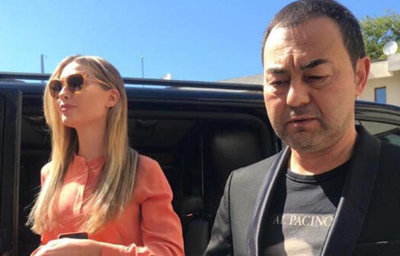 Serdar Ortaç ile Chloe Loughnan boşandı! Detaylar belli oldu! Bir ev ve araba...