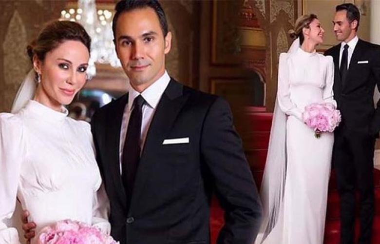 Demet Şener ve Cenk Küpeli evliliğinden ticaret doğdu