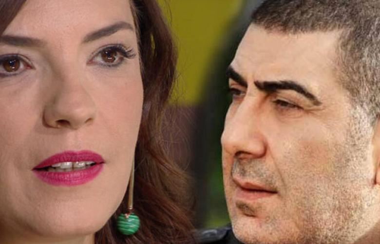 """Yeşim Salkım'dan Metin Özülkü'ye cevap! """"Sesi değil parası olan senden beste aldı"""""""