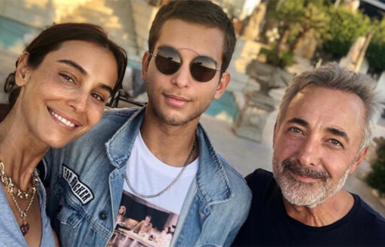 """Ünlü oyuncu Arzum Onan'dan duygusal paylaşım: """"Yetim memedimin evlat gururu"""""""