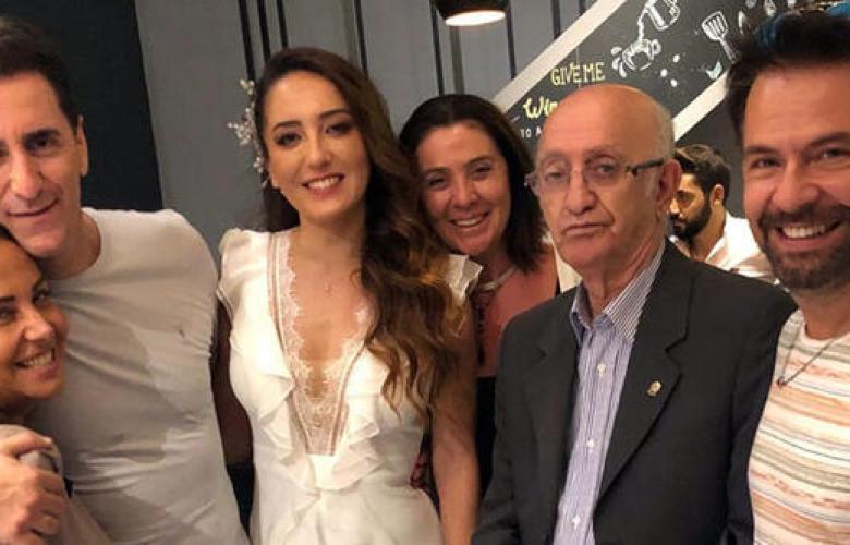 Sürpriz nikah! Ünlü oyuncu Bekir Aksoy sessiz sedasız evlendi