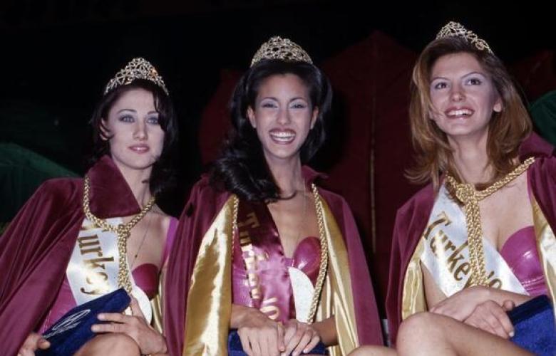 Çağla Şıkel'den Miss Turkey itirafı!