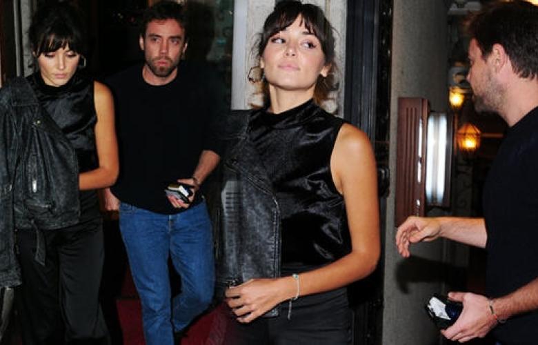 Murat Dalkılıç ile Hande Erçel'in gergin gecesi