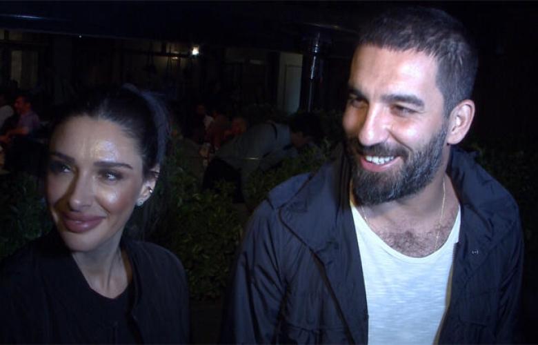 """Arda ve Aslıhan Turan'ın bebek heyecanı! """"Nazardan çekiniyoruz"""""""