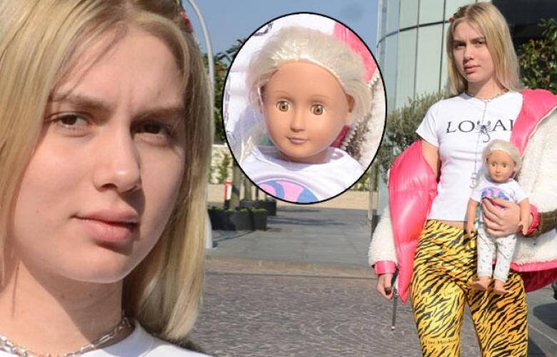 """Aleyna Tilki: """"Bebeğim bana çok benziyor"""""""