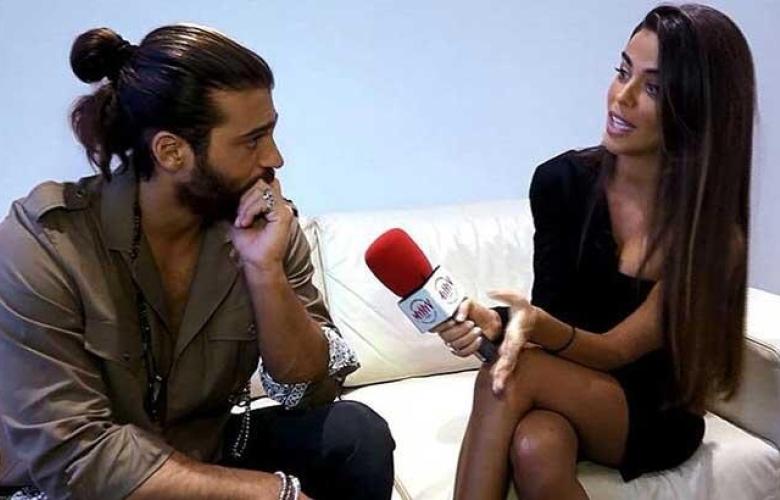 Can Yaman, röportaj sırasında İspanyol muhabiri sözleriyle sıkıştırdı