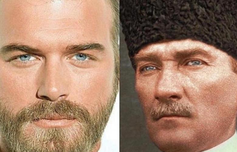 Kıvanç Tatlıtuğ, Atatürk'ü canlandıracak mı? Açıklama geldi..