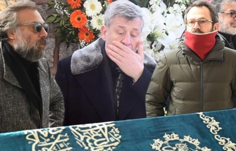 Metin Şentürk'ün acı günü... Dostları yalnız bırakmadı