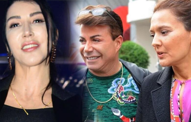 """Hande Yener: """"Demet Akalın ile Fatih Ürek barışır"""""""