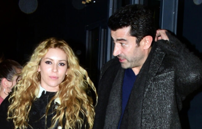 Kenan İmirzalıoğlu'nun cüzdanını eşi Sinem Kobal taşıyor!