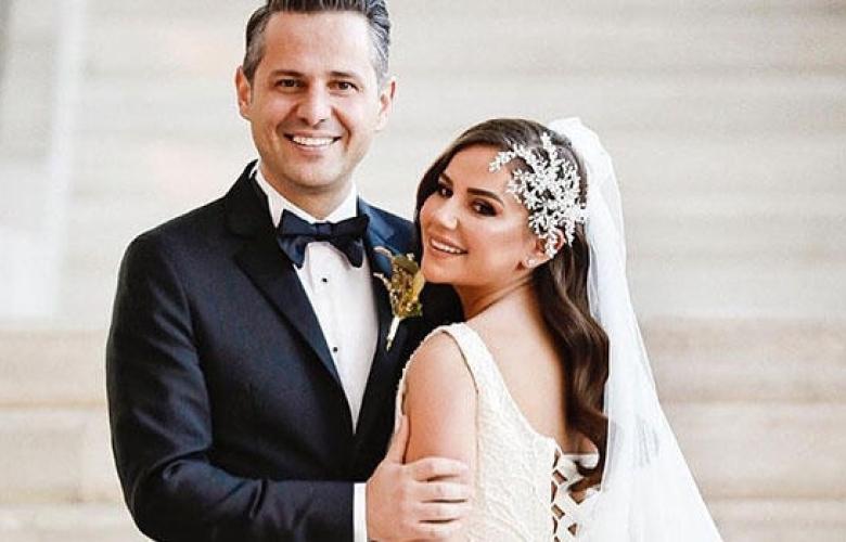 Merve Özbey evlendi