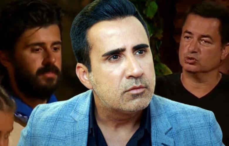 """Acun Ilıcalı'dan Tayfun Erdoğan'a destek: """"Belki babanla barışmana vesile oluruz"""""""