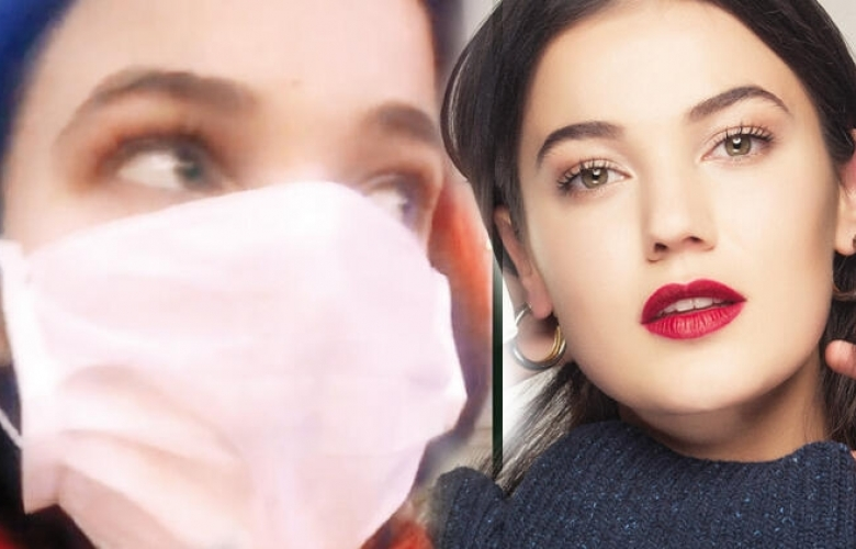 """Ünlü oyuncu Pınar Deniz anlattı: """"Test sonucunu bekliyoruz!"""""""