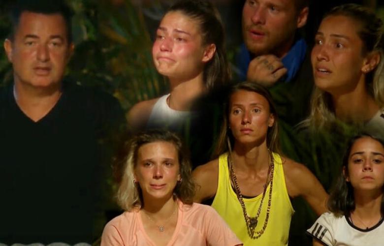Survivor'da acil durum konseyi toplayan Acun Ilıcalı'dan corona açıklaması... Gözyaşları sel oldu!