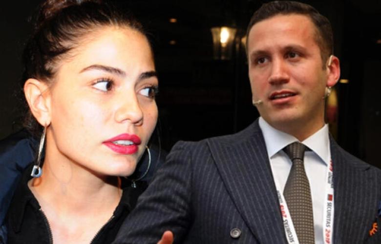Karantina günleri Demet Özdemir ile Yaman Taciroğlu aşkını bitirdi