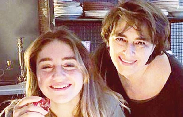 Bir Zamanlar Çukurova'nın Behicesi kızıyla paylaşım yaptı, sosyal medya yıkıldı!