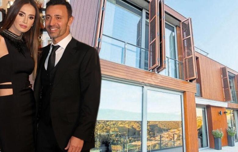 Mustafa Sandal o villayı satıyor... İşte milyonluk villası