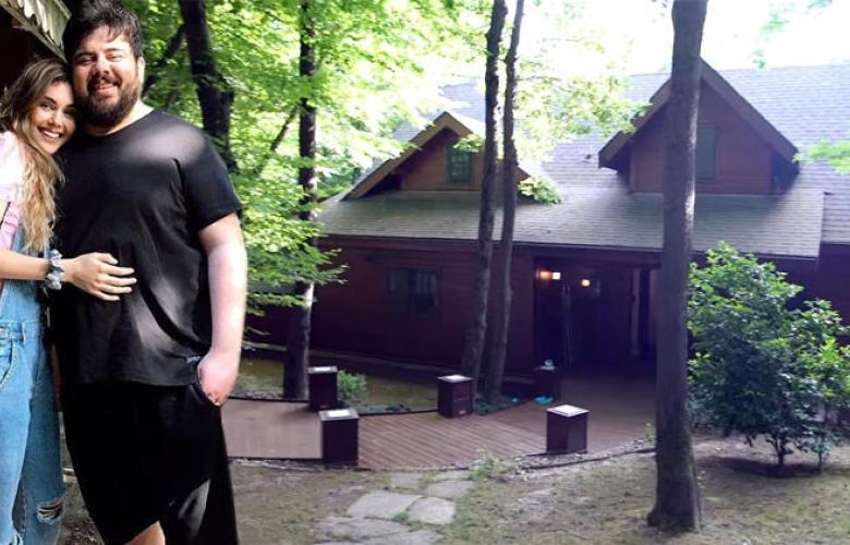 Berfu & Eser Yenenler. Artık ormanda yaşayacaklar