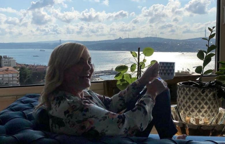 Derya Baykal 26 yıllık evinden taşındı... İşte yeni manzarası!