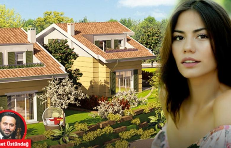 """Demet Özdemir 4 milyona """"ev""""lendi!"""