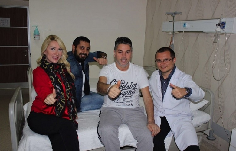 Seda Sayan'ın eniştesine zayıflama operasyonu!