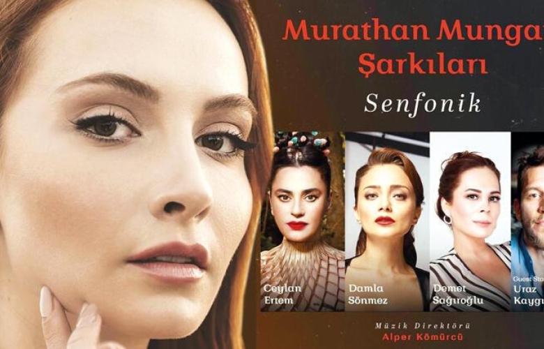 Murathan Mungan şarkılarını oyuncular seslendirecek...