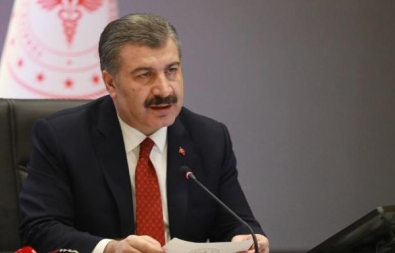 Sağlık Bakanı Dr. Fahrettin Koca umutlandıran açıklama!