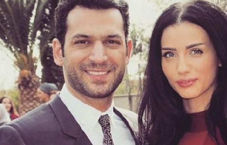 Murat Yıldırım eşi İmane Elbani'yi kucağına alıp havalara uçurdu