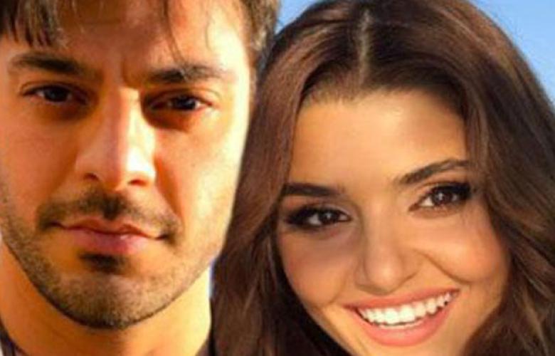 Hande Erçel'in sevgilisinin ergenlik fotoğrafı olay oldu!