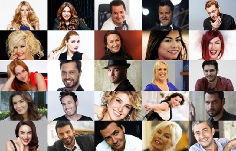 İşte sevdiğiniz ünlülerin gerçek isimleri!