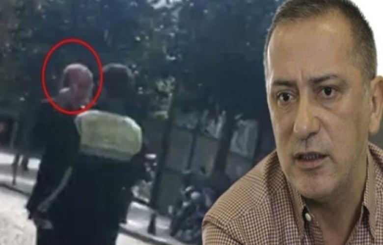 """Fatih Altaylı'dan trafik polisine: """"SENİ SÜRDÜRECEĞİM!"""""""