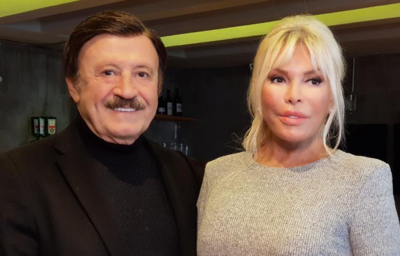 Ajda Pekkan ve Selami Şahin stüdyoda!