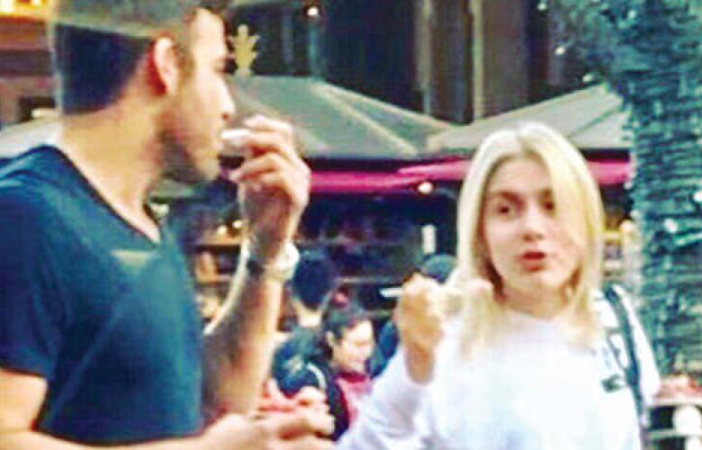 Sürpriz aşk iddiası... Aleyna Tilki ve Mustafa Mert Koç sevgili mi?
