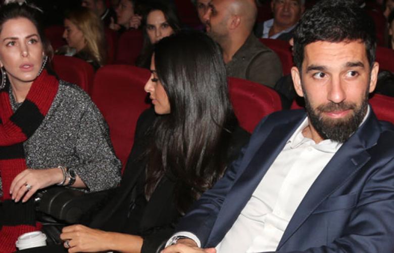 Arda Turan: Artık Aslıhan benim sevgilim değil, eşim olacak!