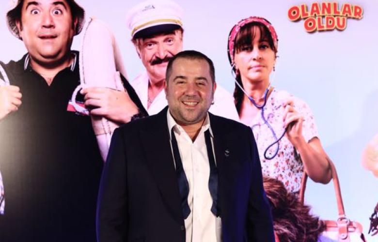 Ata Demirer'in filmi 'Olanlar Oldu'yla salonlar kahkahayla doldu!