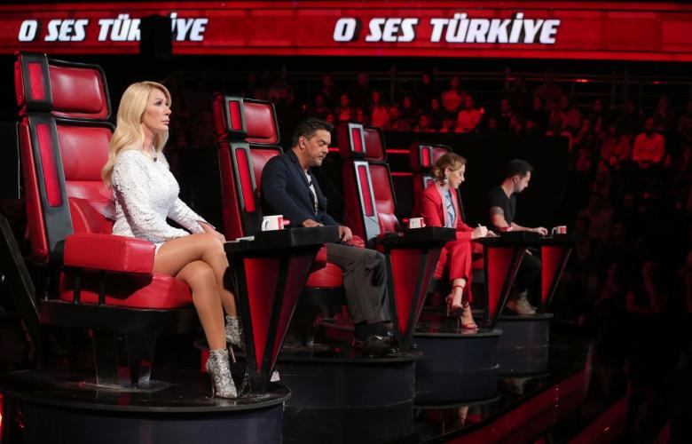 O SES TÜRKİYE  13 Ekim Cumartesi- 14 Ekim Pazar TV8'de.