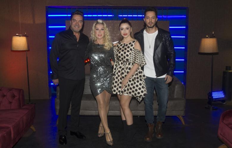 O SES TÜRKİYE  1 Aralık Cumartesi- 2 Aralık Pazar TV8'de
