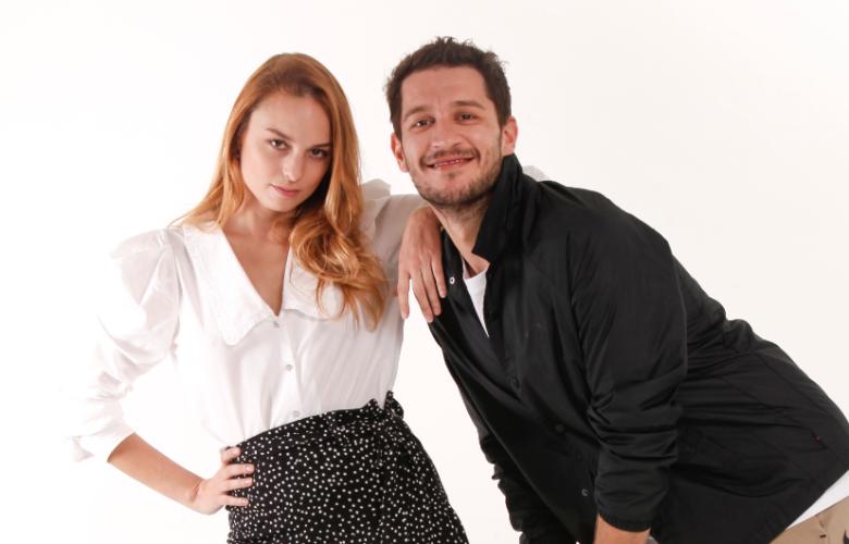 """Uraz Kaygılaroğlu ve Nilperi Şahinkaya'nın rol aldığı """"Aynen Aynen"""", yepyeni maceralarıyla yeni adresi BluTV'de!"""