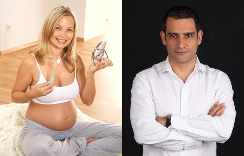 """Dr. İlker Arslan yazdı: """"Hamilelikte ağız ve diş sağlığı!"""""""