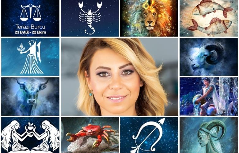 Astrolog Sema Sidar'ın 14 Eylül haftası burç yorumları