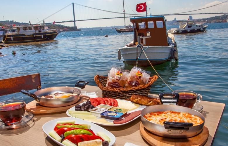 İstanbul'da en keyifli kahvaltı mekanları