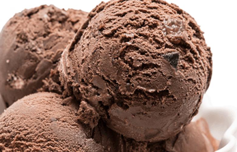 Sporculara özel yüksek proteinli dondurma
