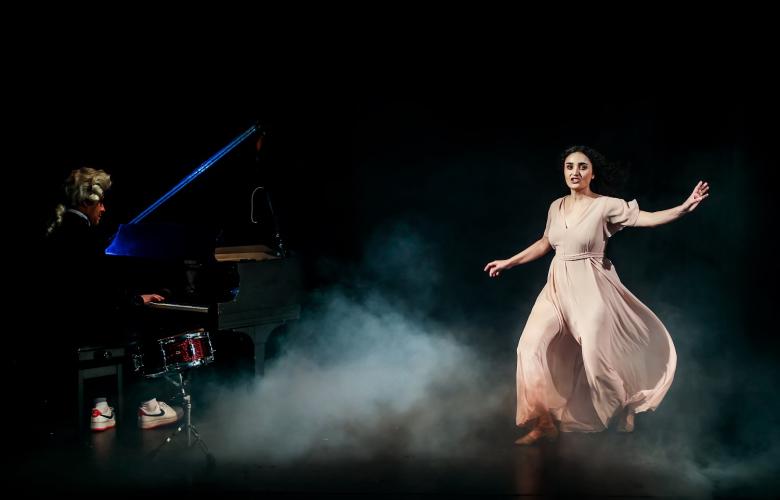 Fadik Sevin Atasoy yazdığı oyunla Edinburg'ta yarışacak