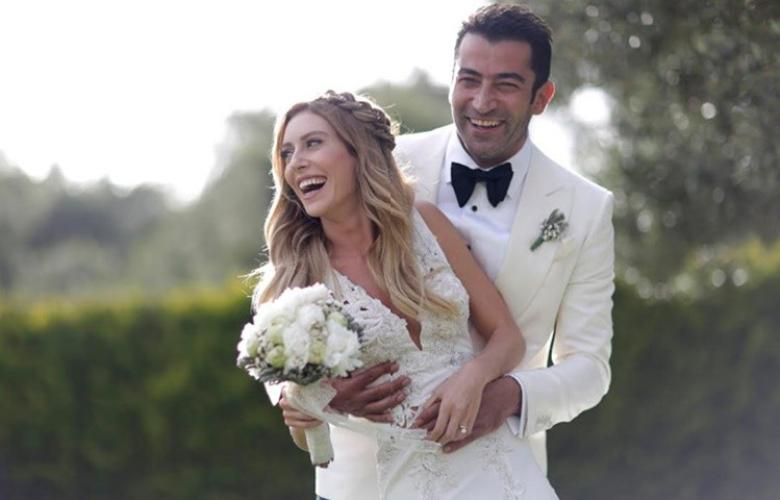 Kenan İmirzalıoğlu ve Sinem Kobal'ın düğününde neler yaşandı!