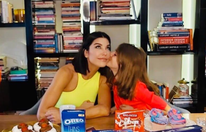 """Deniz Akkaya ve kızı Ayşe'nin yeni programı yayında; """"Çiiitday"""""""